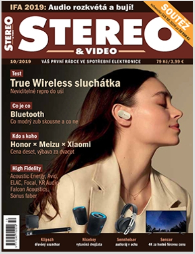 STEREO & VIDEO 10/2019