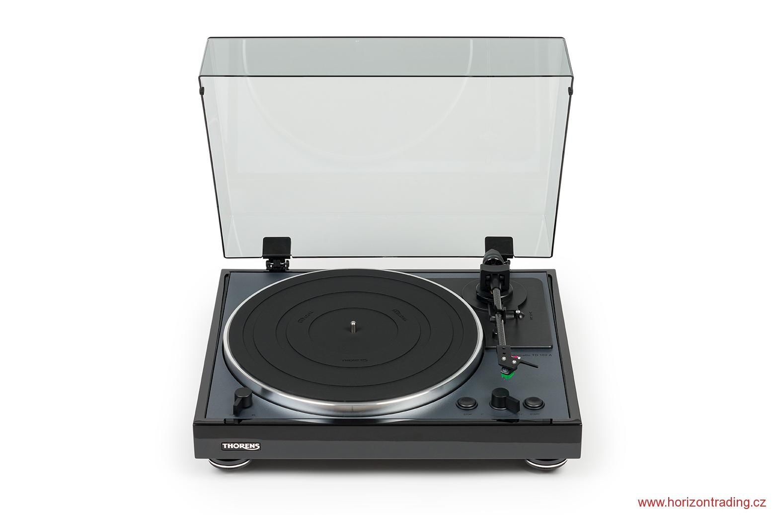 THORENS TD-102A + Audiotechnica AT-VM95E